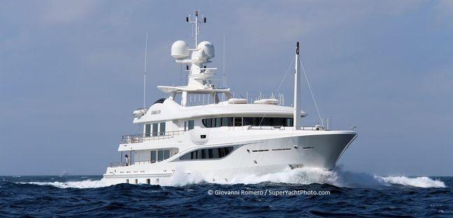 Kamalaya Charter Yacht - 2