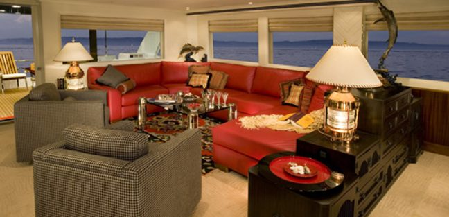 Sol Pursuit Charter Yacht - 4