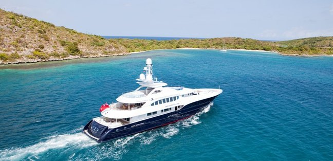 Blind Date Charter Yacht - 5