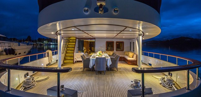 Donna Del Mare Charter Yacht - 2