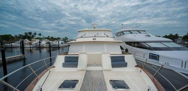 Gracie Charter Yacht - 8
