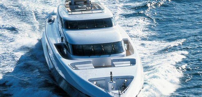 Rabdan Charter Yacht - 3
