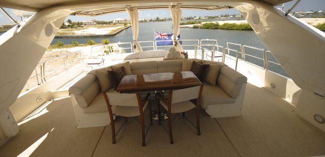 Natalia Charter Yacht - 5