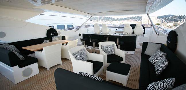 No.9 of London Charter Yacht - 4
