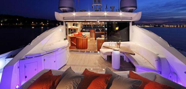 XDM Charter Yacht - 2