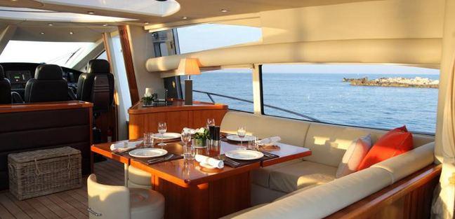 XDM Charter Yacht - 8