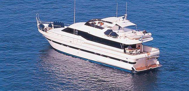Amphitrite K.Y. Charter Yacht - 2