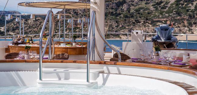 Sherakhan Charter Yacht - 5