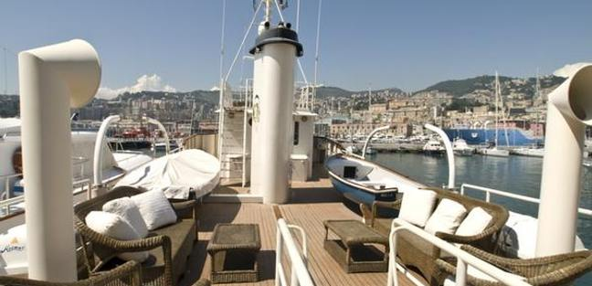 Catriel Charter Yacht - 2