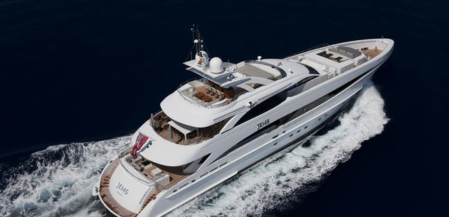 Jems Charter Yacht - 3