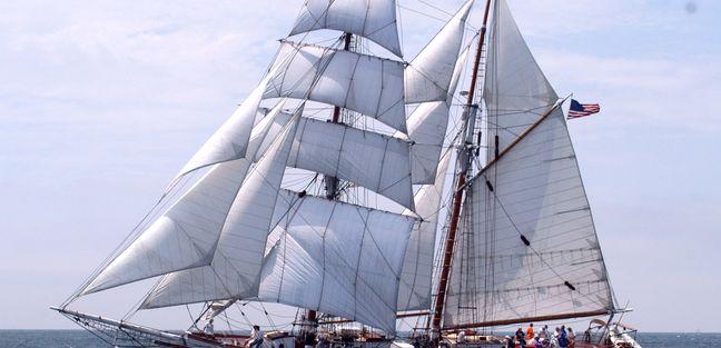 Exy Johnson Charter Yacht