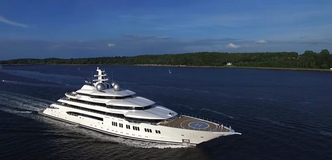 Amadea Charter Yacht - 4