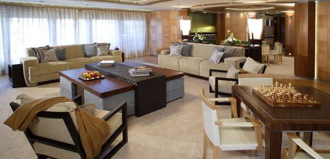 Wheels Charter Yacht - 6