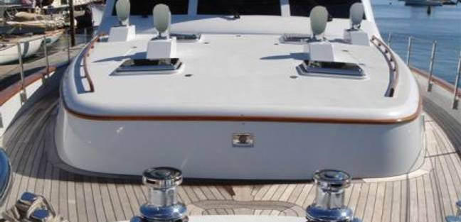 Song of Acadia Charter Yacht - 5