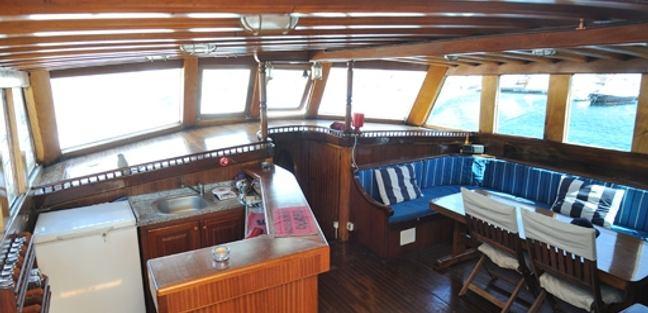 Atlantik III Charter Yacht - 3