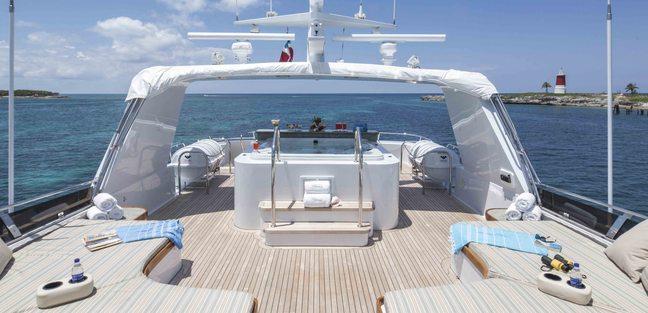 Cherish II Charter Yacht - 3