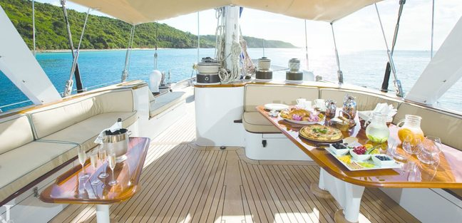 Axia Charter Yacht - 5