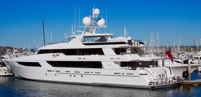 My Girl Charter Yacht - 2