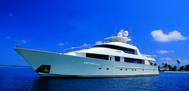 Plan A Charter Yacht