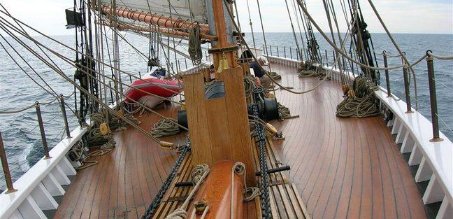 Highlander Sea Charter Yacht - 6