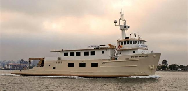 Pacific Provider Charter Yacht - 2