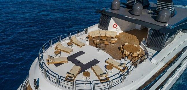 Luna B Charter Yacht - 4