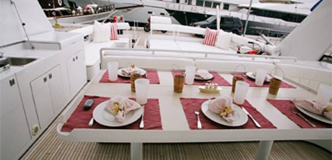 Force of Habit Charter Yacht - 5