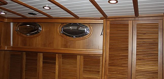 Ancha Charter Yacht - 3