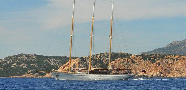 Yanika Charter Yacht - 2