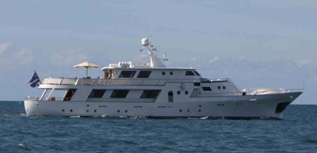 Casabella Charter Yacht