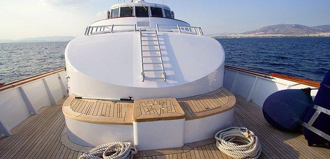 Sylviana Charter Yacht - 3