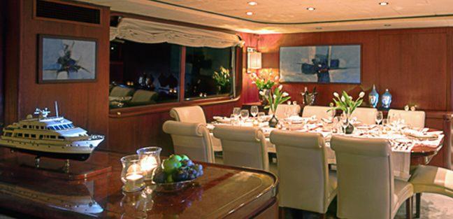 Ligaya Charter Yacht - 5