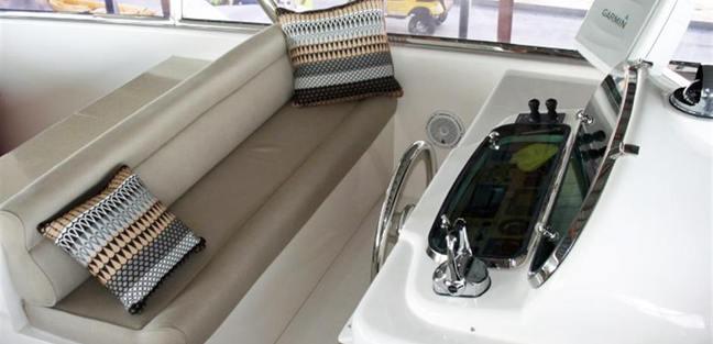 Triton Charter Yacht - 8