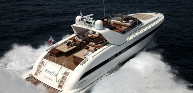 Morfise Charter Yacht - 3