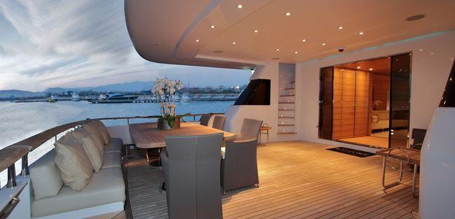 Mabrouk Charter Yacht - 8