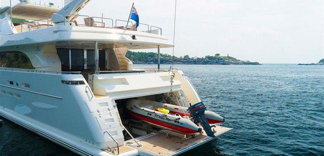 Happy Days Charter Yacht - 5