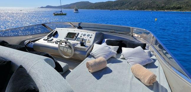 Black Pearl Ajaccio Charter Yacht - 4