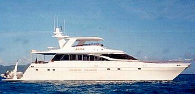 Jolina Charter Yacht - 3