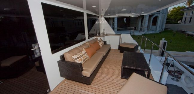 Golden Touch Charter Yacht - 3