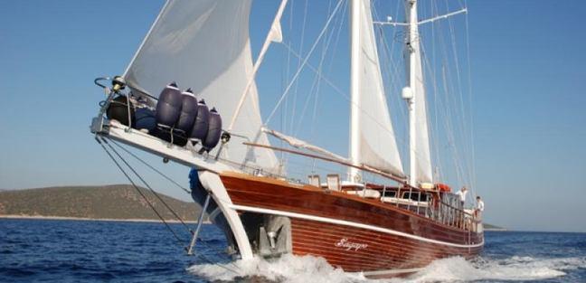 Grace I Charter Yacht