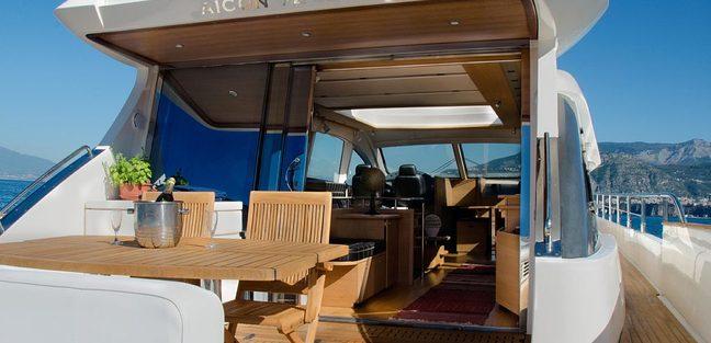 Regis Charter Yacht - 3