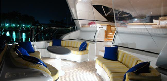 Pepper XIII Charter Yacht - 3