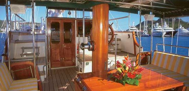 Malcolm Miller Charter Yacht - 3
