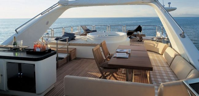 The Sultans Way 001 Charter Yacht - 3