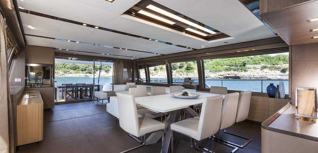 Aleksandra I Charter Yacht - 5