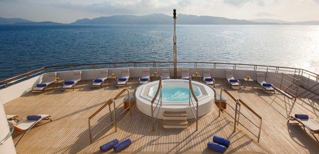 Turama Charter Yacht - 2