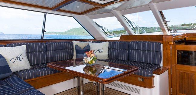 Marae Charter Yacht - 8