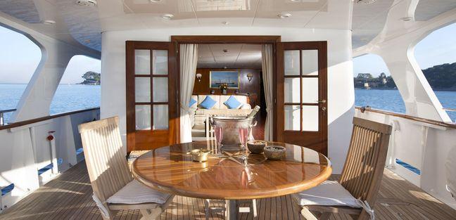 Mizar Charter Yacht - 5