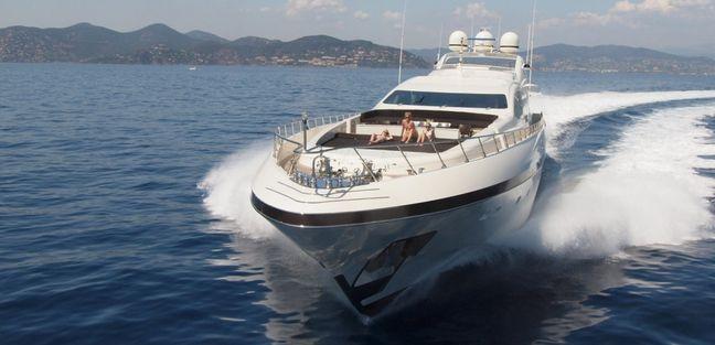 Rush Charter Yacht - 2