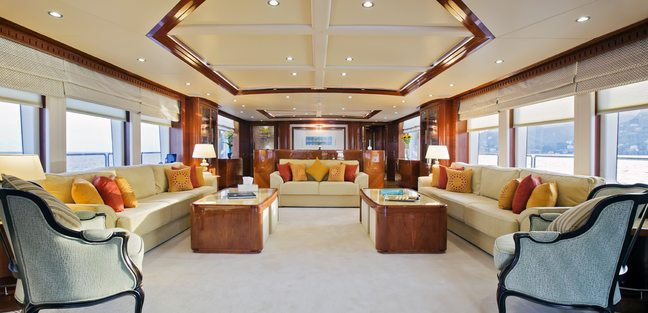 Marina Wonder Charter Yacht - 8